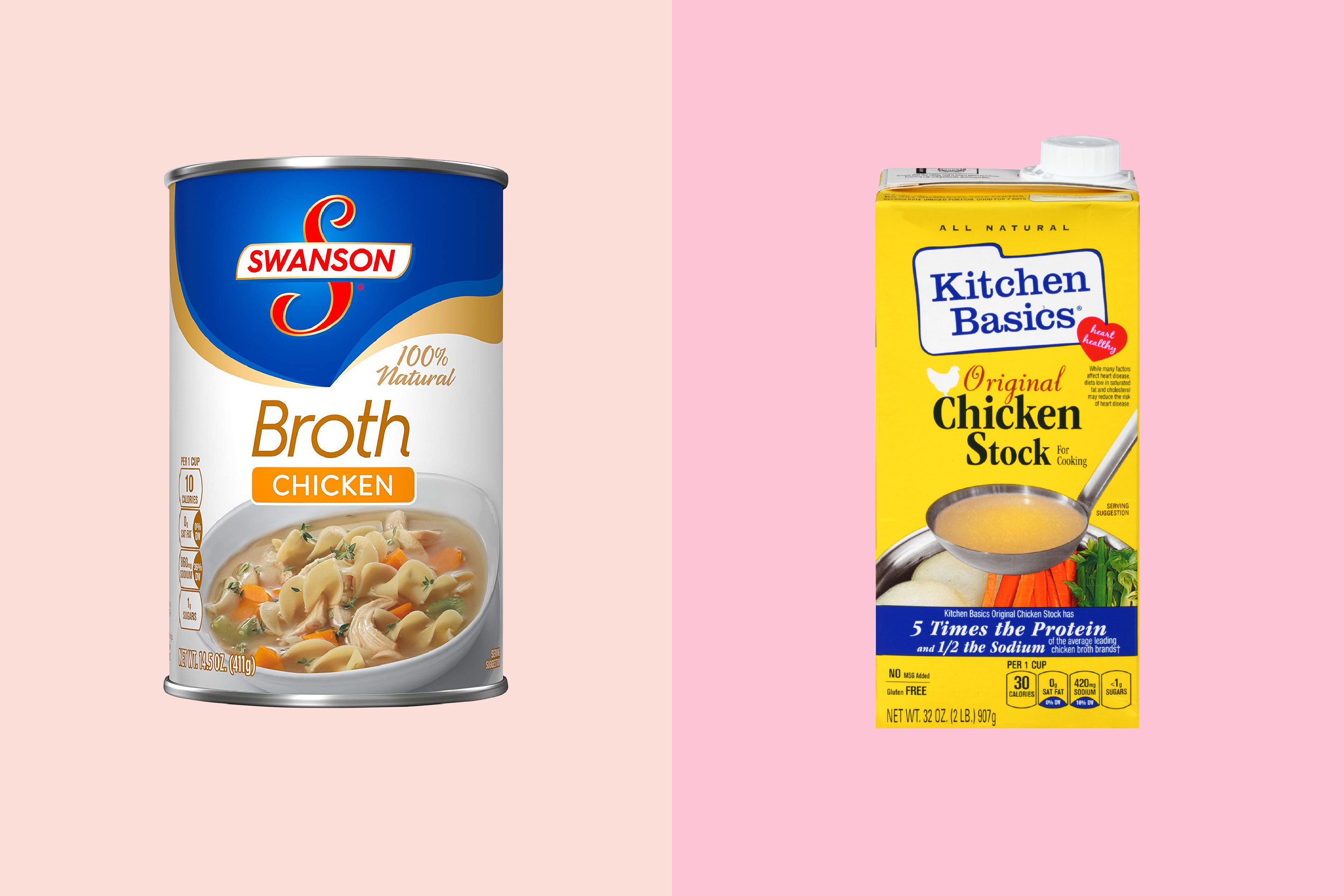 Chicken Stock Vs Broth What S The Difference Real Simple