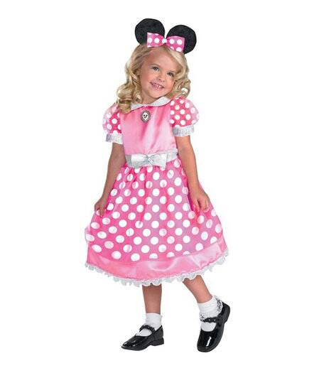 minnie mouse clubhouse minnie toddlerchild costume