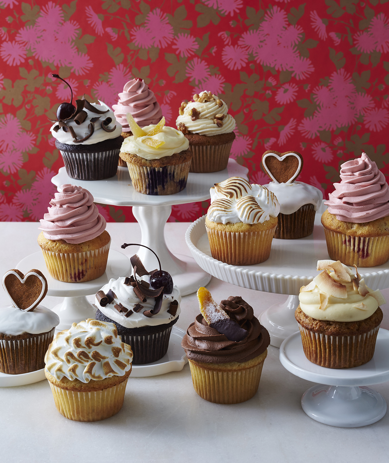 8 valentine's day cupcakes you'll fall in love with | real simple, Ideas