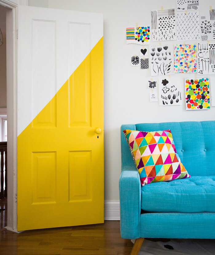 10 Ways Paint Can Transform Just About Anything | Real Simple
