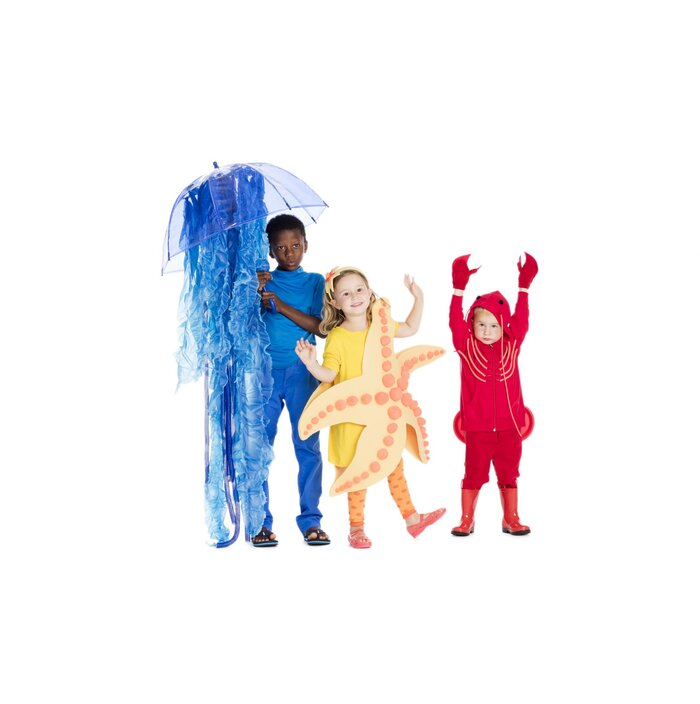Group halloween costumes real simple under the sea solutioingenieria Gallery