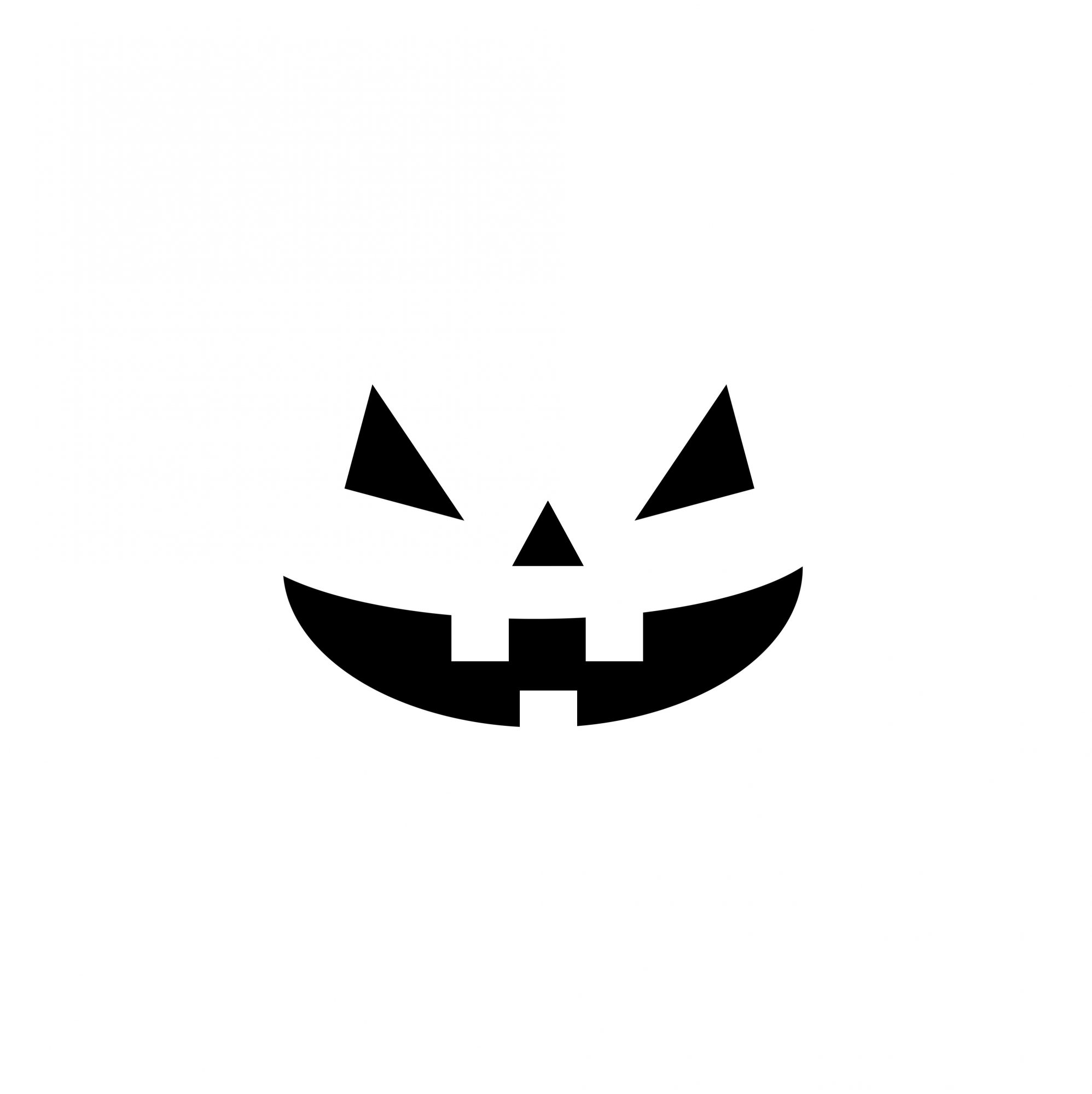 8 Pumpkin Carving Stencils Real Simple