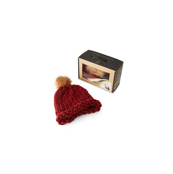 make your own pom pom beanie - Creative Valentines Gifts For Her