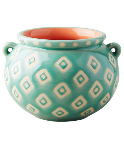 Great hostess gifts real simple pastel palette pot negle Images