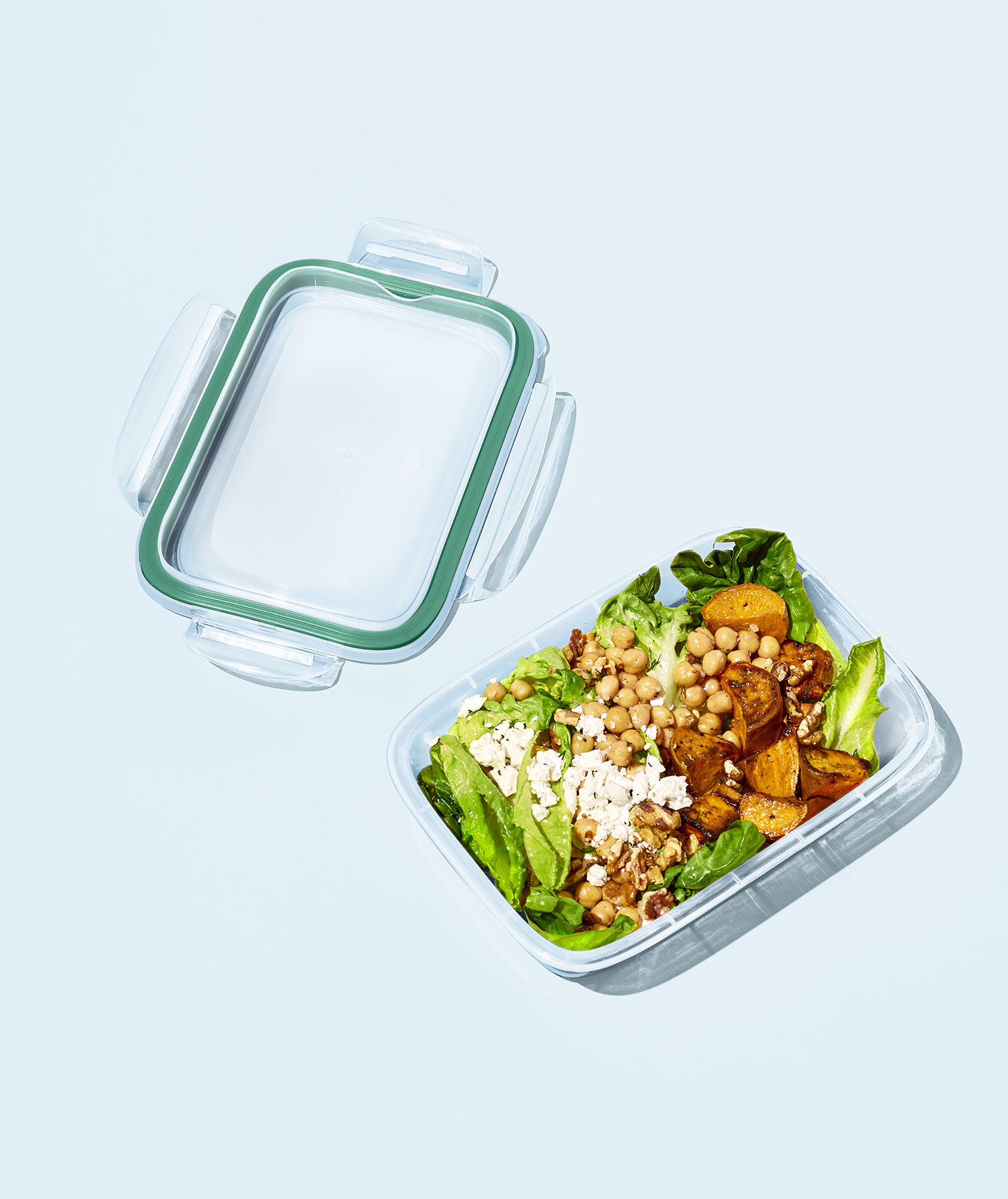 Lunch in container