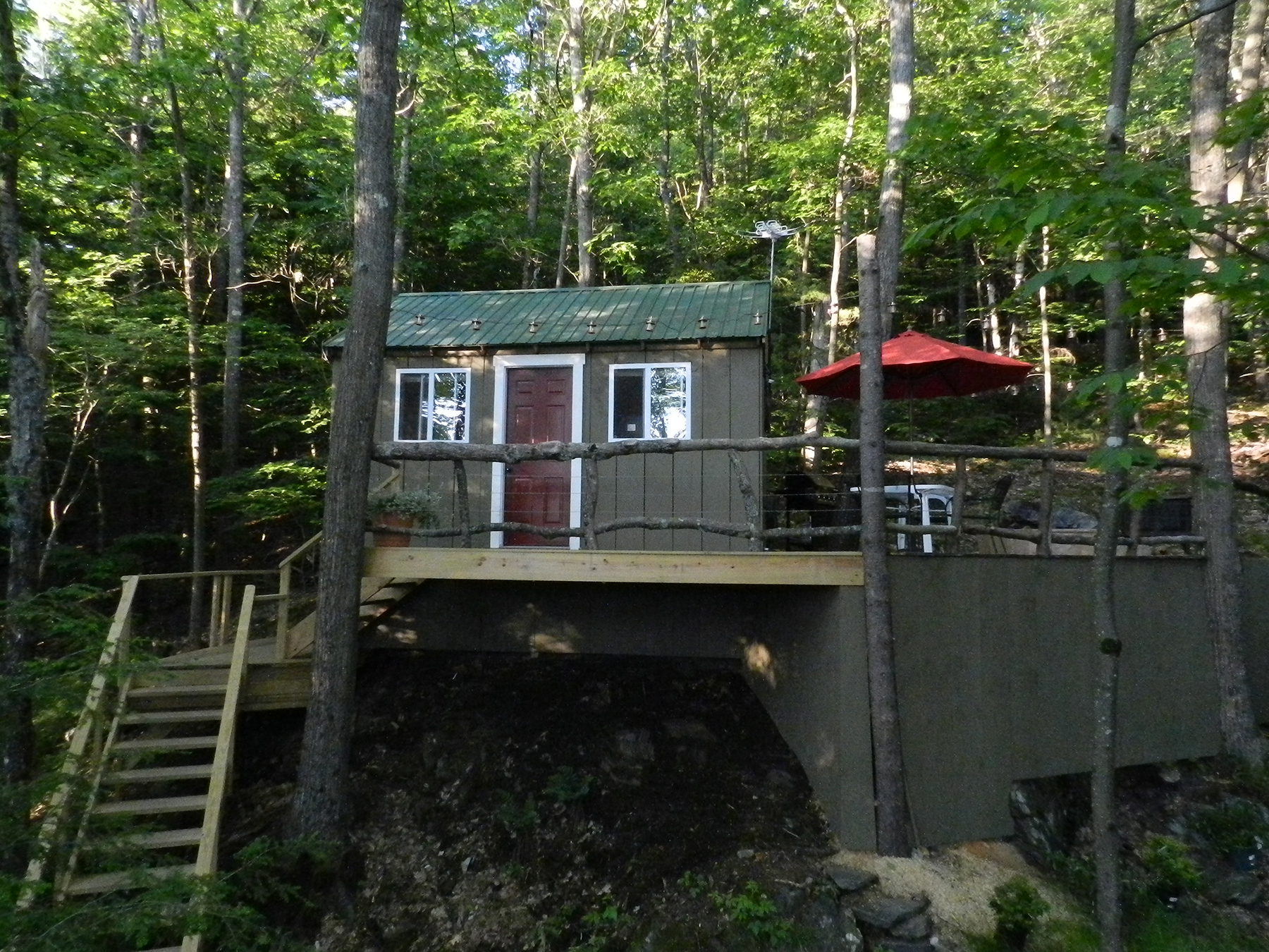 Vermont Airbnb listing