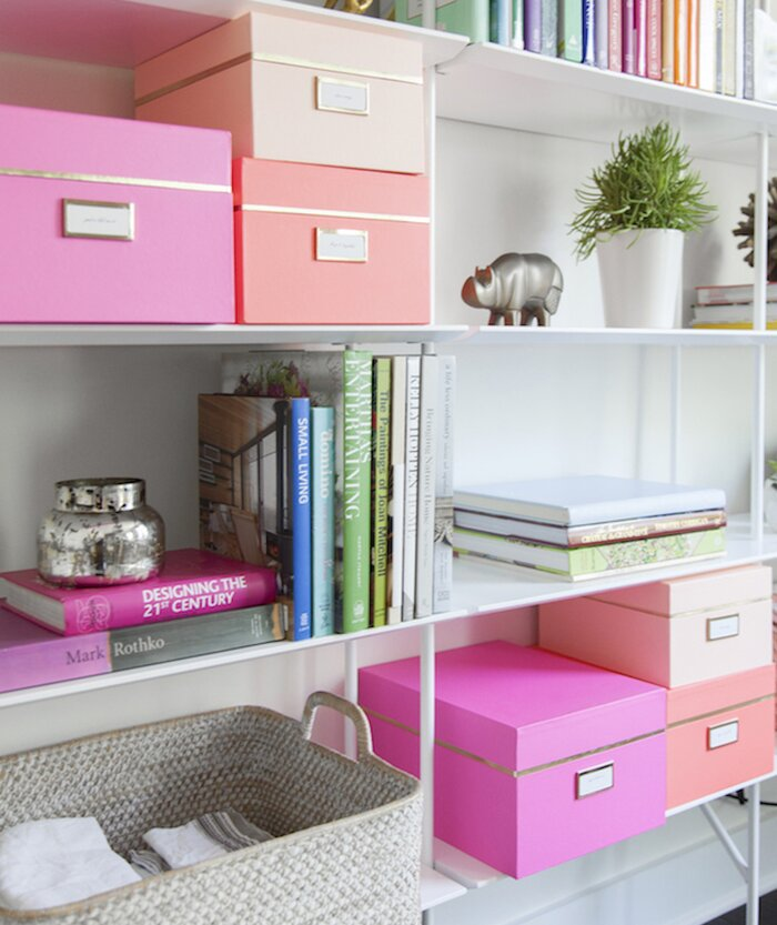 Colorful Storage Hacks to Organize Absolutely Everything | Real Simple