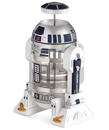 Great gifts for men real simple star wars r2 d2 coffee press negle Choice Image