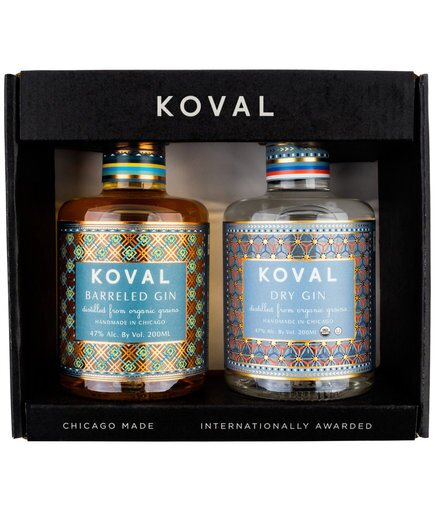 Great hostess gifts real simple koval mini gin set negle Gallery