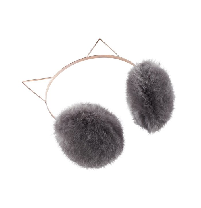 Creative gifts for teenagers and tweens real simple lc lauren conrad kitty earmuffs negle Images