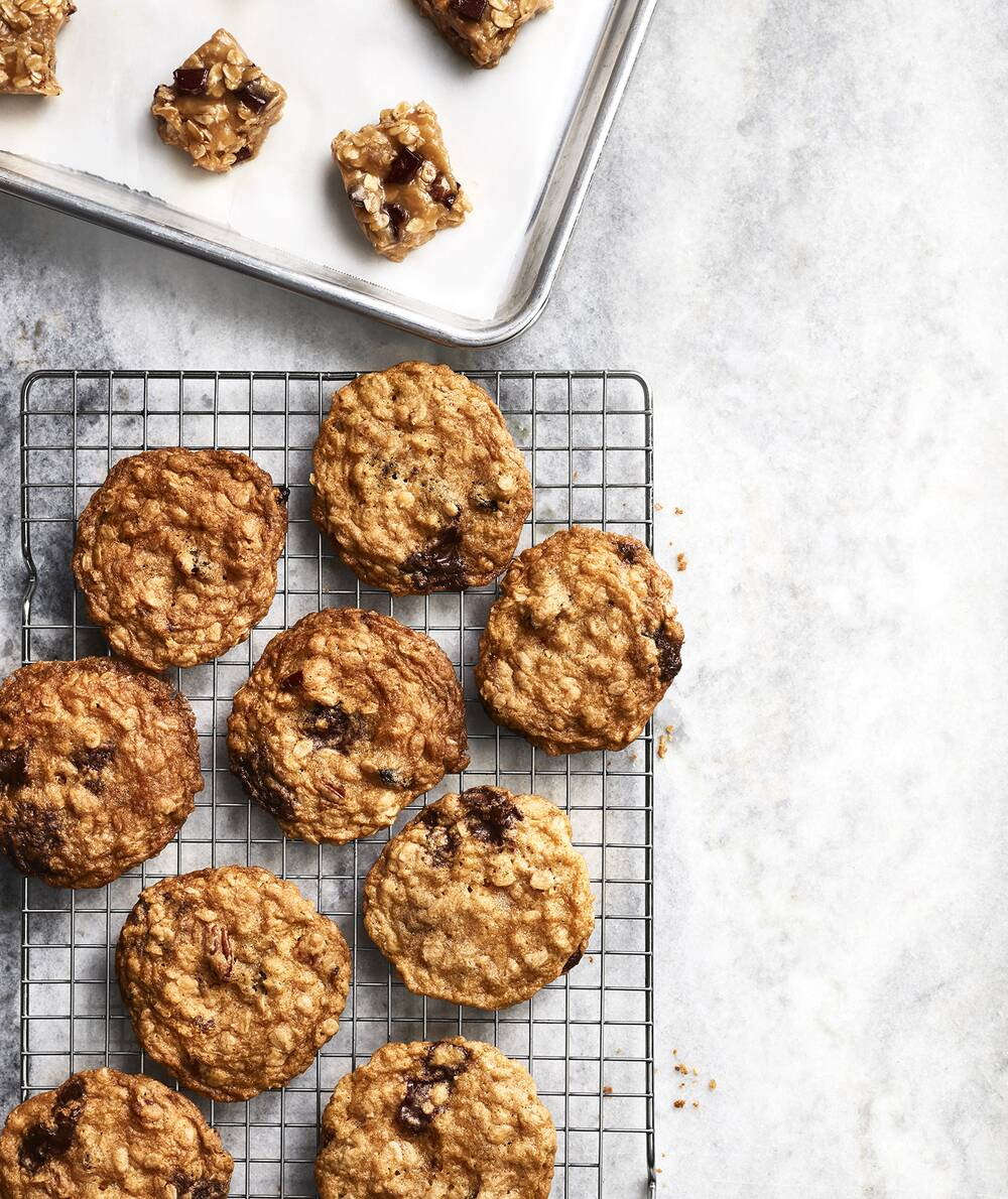 Break and Bake Kitchen Sink Cookies Recipe | Real Simple