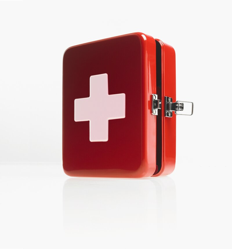 Emergency first-aid kit