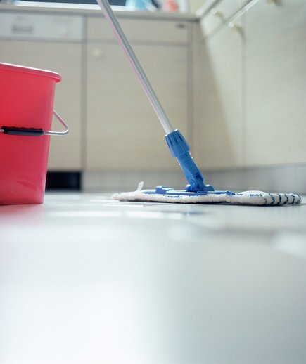 DeepClean Your Bathroom In Steps Real Simple - Best way to clean bathroom floor