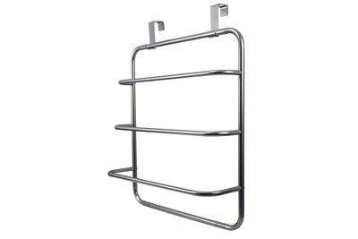 Over-the-door Towel Rack