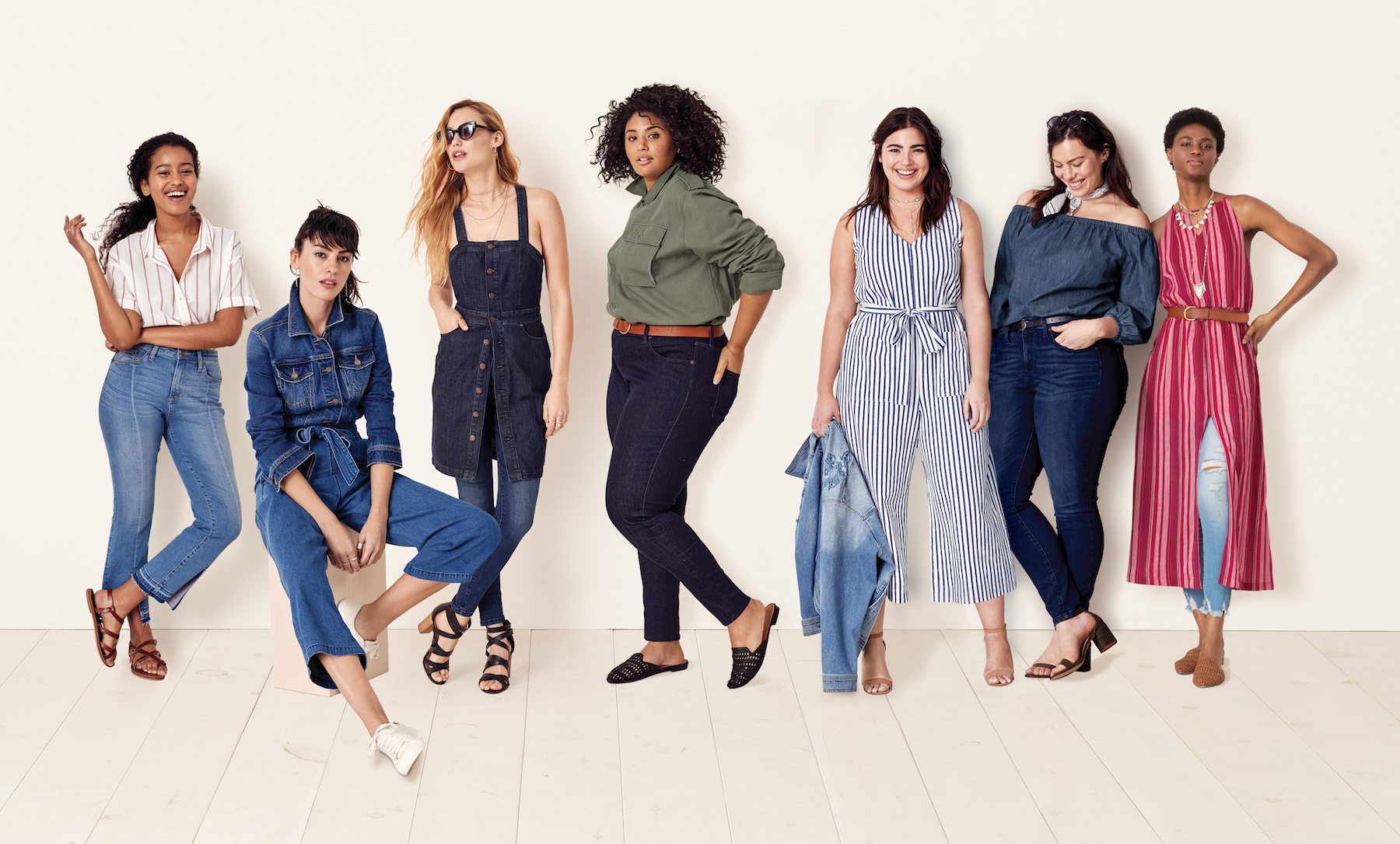 Target Universal Thread Clothing Line