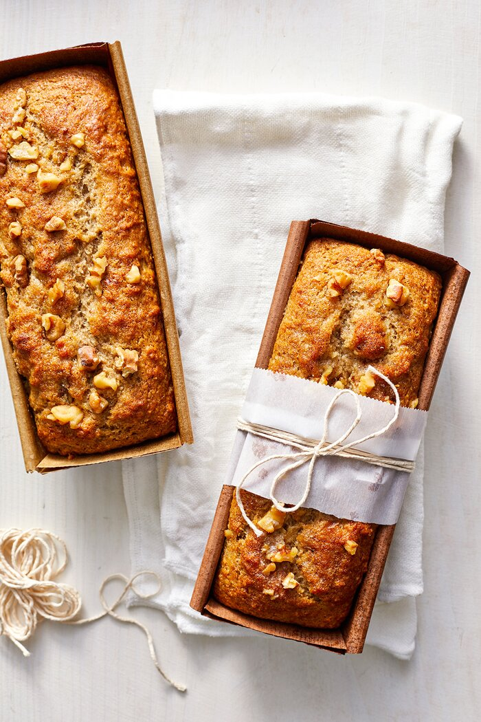 Vegan banana bread recipe for a simple tasty treat real simple vegan banana bread forumfinder Image collections