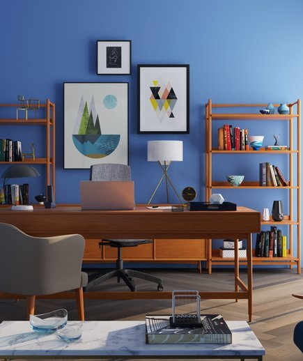 17 Surprising Home Office Ideas - Real Simple