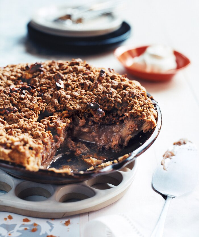 15 american recipes real simple apple crumb pie forumfinder Choice Image