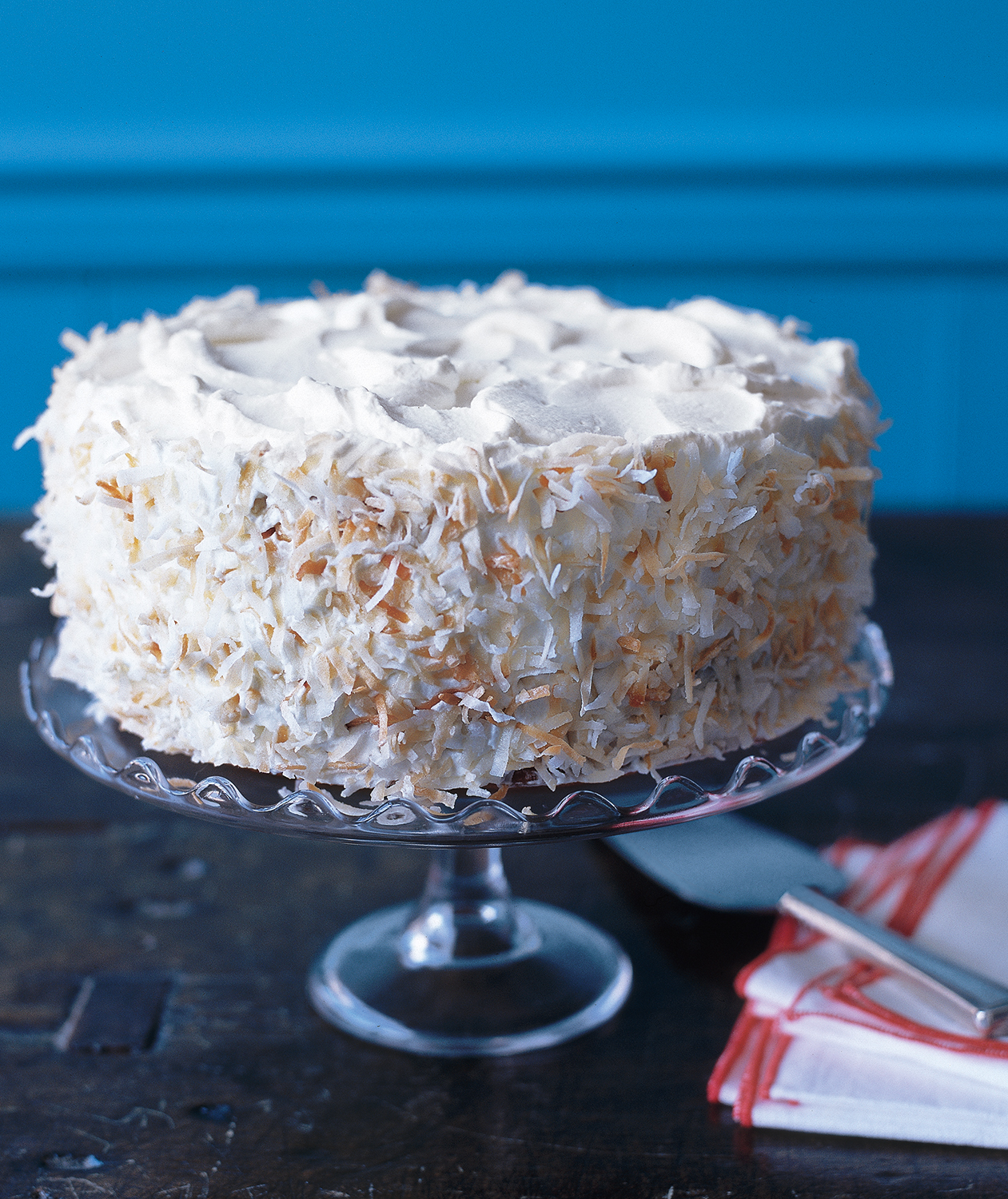 Apricot Coconut Cake Recipe Real Simple