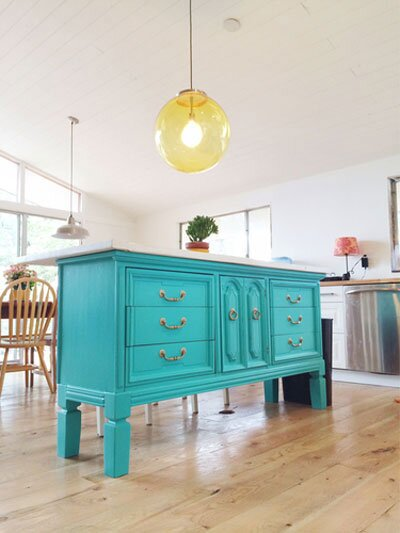 7 DIY Kitchen Islands to Really Maximize Your Space | Real Simple