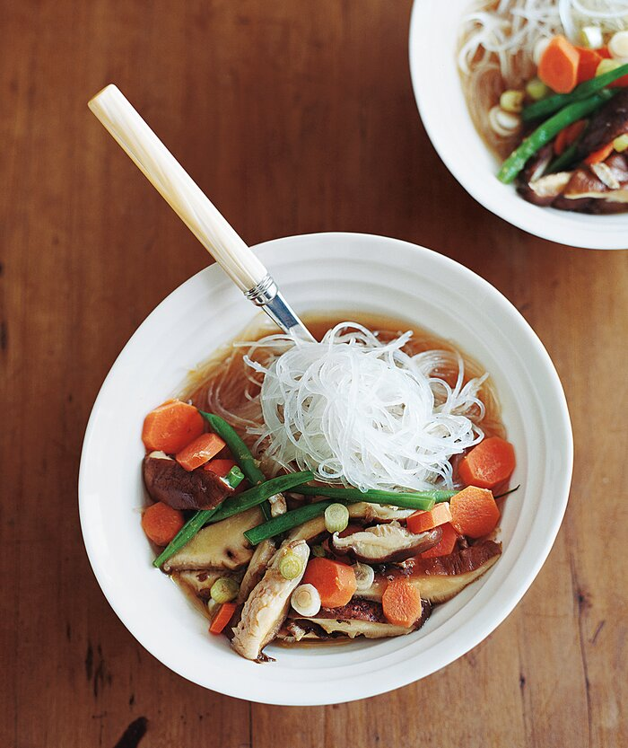 20 easy vegan dinner recipes real simple asian hot pot forumfinder Image collections