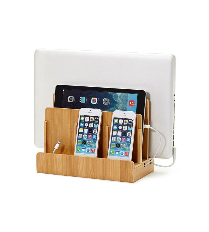 Multi-Device Charging Station and Dock