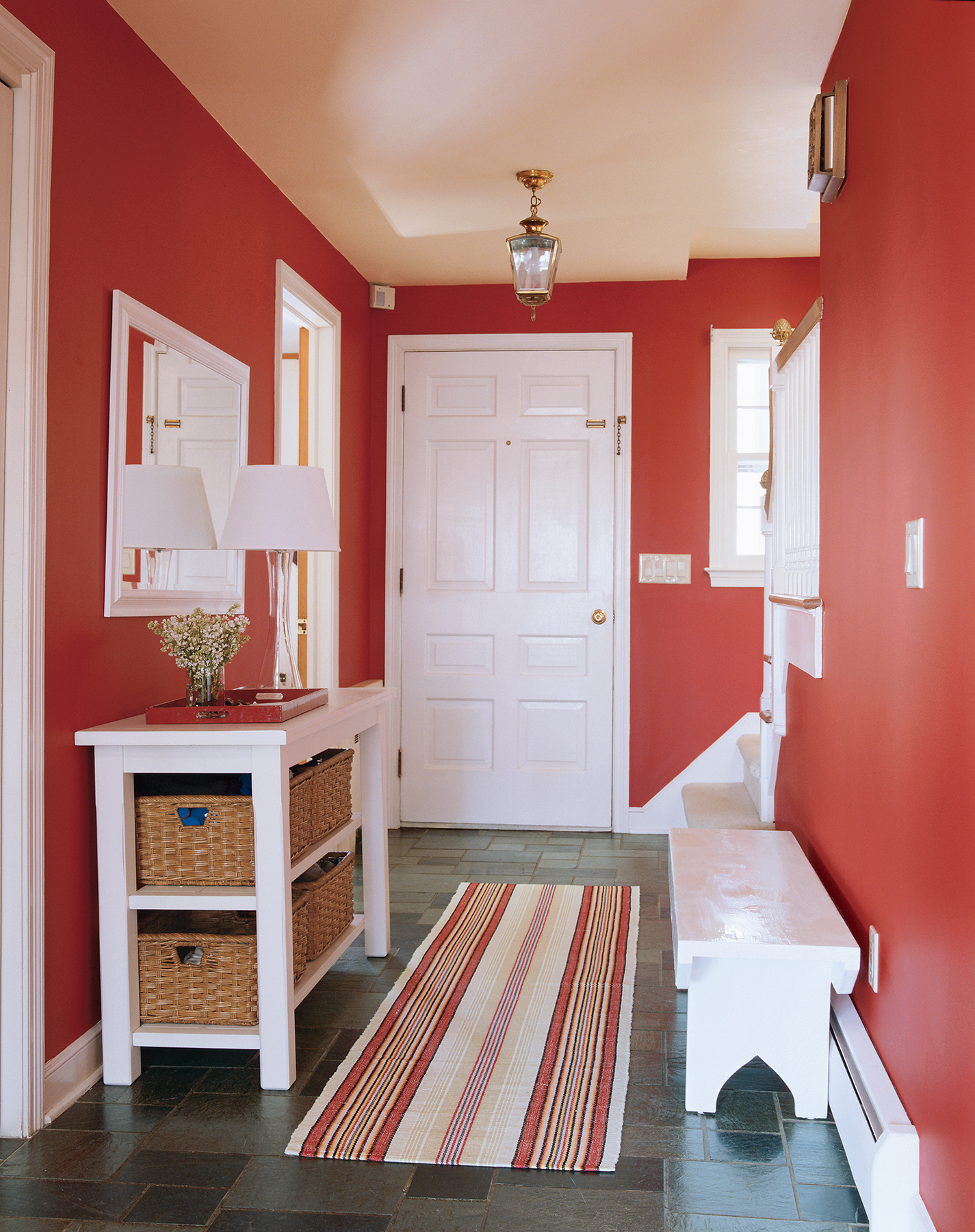 21 ways to enhance an entryway - real simple