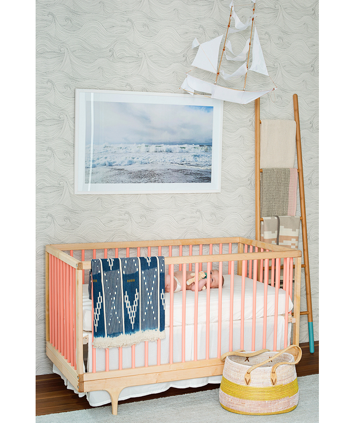 Ocean-themed nursery
