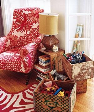 Decorating With Red | Real Simple