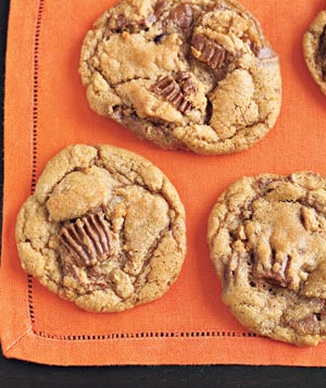 Peanut Butter-Cup Cookies