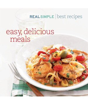 Real simple cookbook best recipes cookbook of easy delicious meals real simples best recipes easy delicious meals forumfinder Image collections
