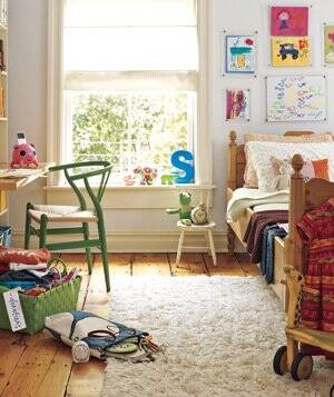 cheerful paint color combinations for kids rooms real simple