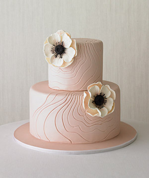 12 Great Wedding Cakes Real Simple