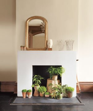 Turn An Empty Hearth Into A Visual Treat With These Five Easy Ideas