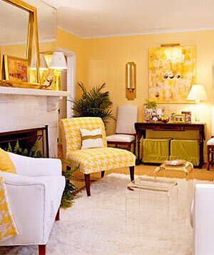 Decorating With Yellow | Real Simple