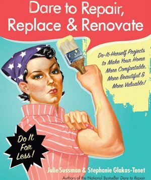 6 helpful do it yourself books real simple dare to repair replace and renovate book solutioingenieria Image collections