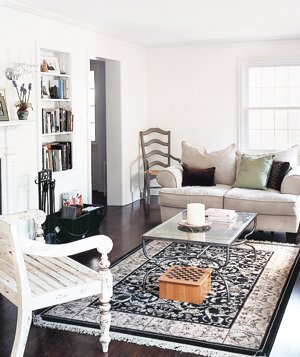 Living Room And Dining Room Makeovers Real Simple