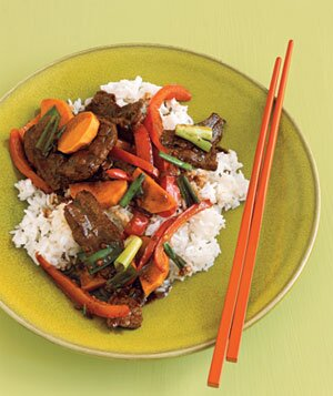 An introduction to chinese cuisine real simple garlicky hoisin beef forumfinder Images