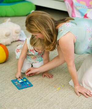 How to find a babysitter real simple mother and daughter playing together in childs bedroom negle Image collections