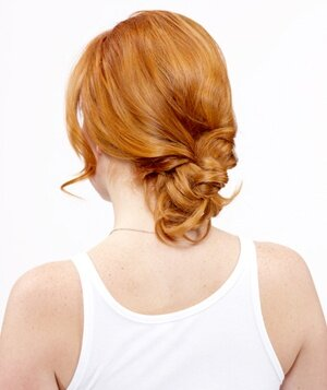 Easy Buns and Braided Hairstyles - Real Simple
