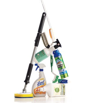 The Best Bathroom Cleaning Products Real Simple - Bathroom cleaning materials