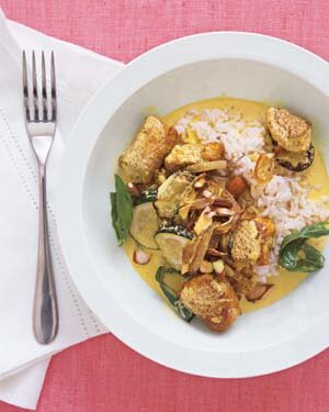 Chicken curry recipe real simple chicken curry forumfinder Images