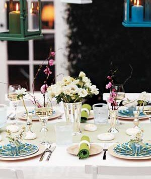 Beautiful Table Settings | Real Simple
