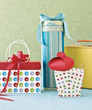 Should i keep generic gifts on hand for unexpected visitors real wrapped holiday gifts negle Choice Image