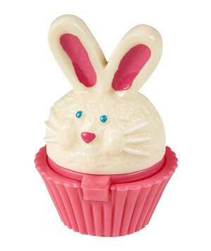 10 cute easter gifts for kids real simple bunny cupcake lip gloss negle Images