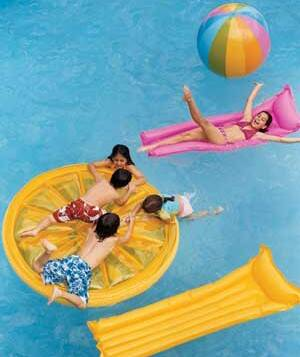 pool party ideas for kids and adults real simple