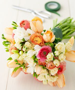 Pretty flowers for bouquets euffslemani turn supermarket flowers into beautiful bouquets real simple mightylinksfo