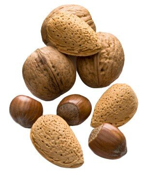 mon Types of Nuts Real Simple