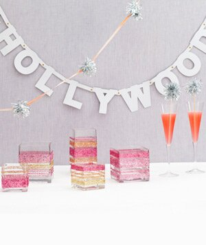5 hollywoodinspired theme party ideas real simple hollywood banner solutioingenieria Image collections