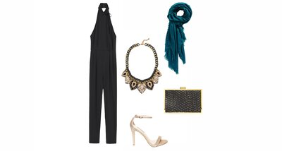 Flattering fall wedding attire real simple the jumpsuit junglespirit Image collections